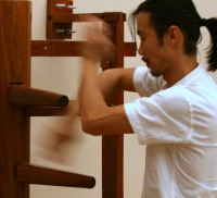 Wooden Dummy Mok Yan Jang