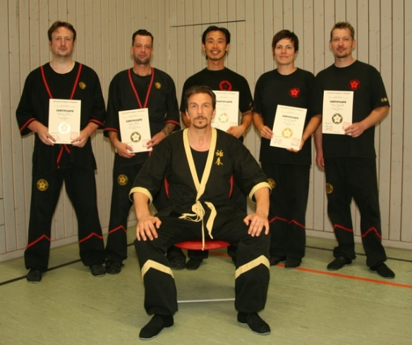 WingChun Diploma Graduates