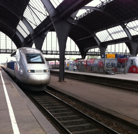 TGV Train à Grande Vitesse