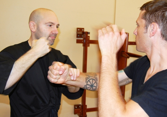 Chris Bobek WingChun