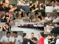 WingChun action at IAW Event 2011.