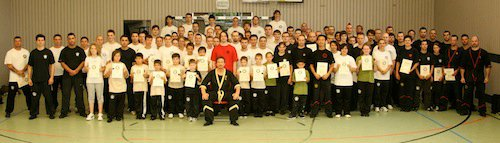 WingChun Event 2011 Germany