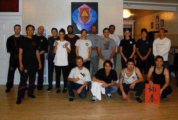 Wing Chun San Francisco Class