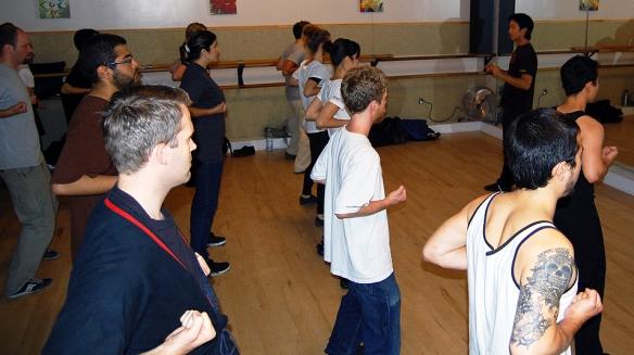 San Francisco Wing Chun Class