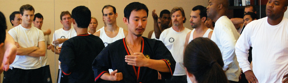 Sifu Paul Wang