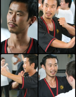 My WingChun Trip Report